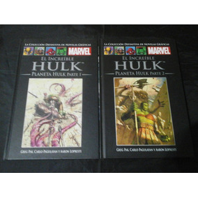 Planeta Hulk - Tomos 1 Y 2 (salvat)