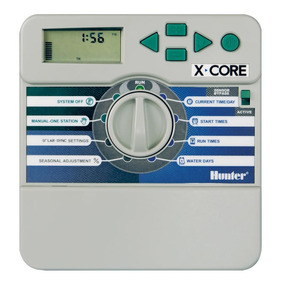 Controlador Para Riego Xc-200i Interior 2 Estaciones