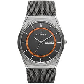 Relogio Technos Slim Titanium - Relógios De Pulso no Mercado Livre ... e5c05c23bc