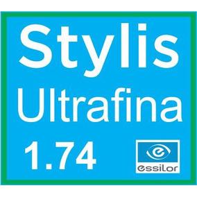 Stylis 1.74 Até -14.00 (ou +10.00) -6.00 Astig. Crizal Forte a2698ddc82
