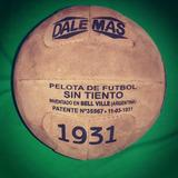 Pelota De Fútbol Vintage Año 1931 Primer Pelota Sin Tiento ca9248c34ea5c