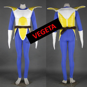 Traje Disfraz Cosplay Vegeta Dragon Ball Z Hombre Mujer Adul 3cf13c7f9c3a