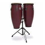 Set Conga Madera Latin Percussion Lp646nyvfdw,10 11 , City