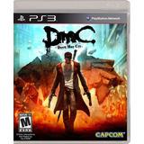 Dmc Devil May Cry Para Ps3 Nuevo (en D3 Gamers)