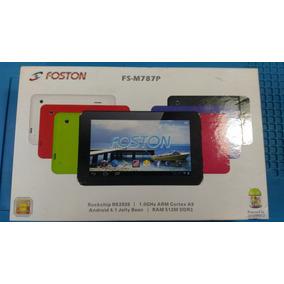 Placa Logica/mãe Tablet Foston Fs-m787p 100% Original