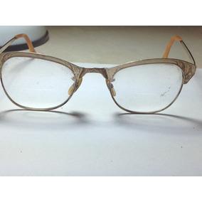 Armação De Óculos Anos 50 Gatinho   Gatinha Vintage Original 581e6e5a2b
