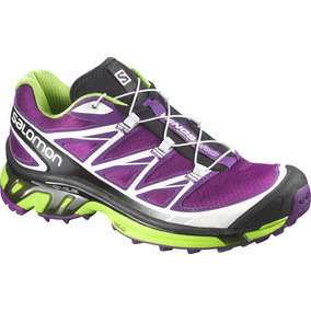 Zapatillas Salomon Wings Pro W - Mujer - Trail Running