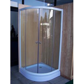 ba2619bd7 Cabina De Baño Para Ducha De 90x90x193cm, Esquinera Curva