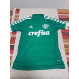 Camisa Oficial Palmeiras adidas 2015