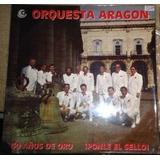 Orquesta Aragon 50 Años, Vinilo