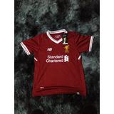 6edaa36ff7 Camisa Philippe Coutinho - Camisa Liverpool Masculina no Mercado ...