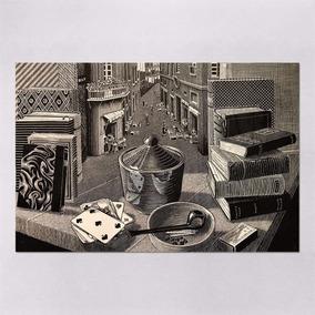 Poster 30x45cm Arte Escher