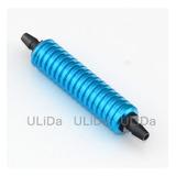 Filtro De Gasolina De Lujo Aluminio Azul O Morado