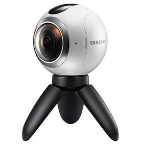 Câmera 360° Samsung Gear 360 Sm-c200 Bluetooth/nfc/wifi 25.9