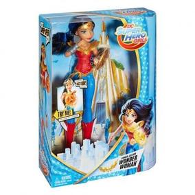 Boneca Super Hero Girl - Mulher Maravilha - Mattel