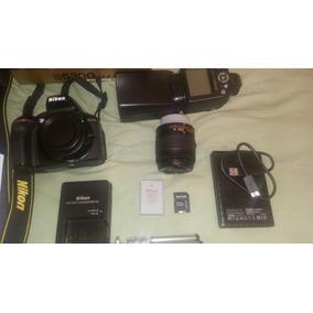Kit Fotográfico Profissional (camera Nikon D5300 Fotografia