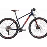 Bike Caloi Elite 20v Tamanhos 17/19 Deore M6000 Frete Grátis