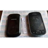 Celular Samsung Star Trios S5382b 5283b Tri Chip Leia Usado