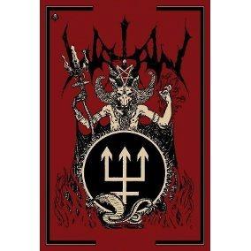 Watain Poster A3 (42 X 29,7 Cm) Black Metal