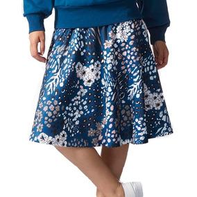Falda Originals Estampado Floral Mujer adidas Ay6681