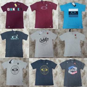 029d5c7b6a Revendas Camisas De Marcas Oakley E Outras Kit Lote Com 10