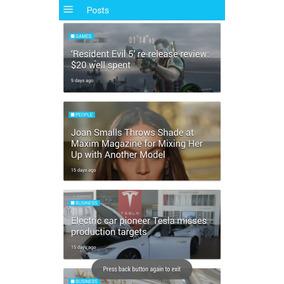 Wordapp ¿ Wordpress Hybrid App Pt-br