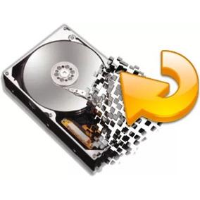 Recuperación De Datos Información De Discos Duros Y Memorias