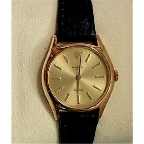 9cda3006c71 Rolex Cellini Ouro Feminino Deployant - Relógios De Pulso no Mercado ...