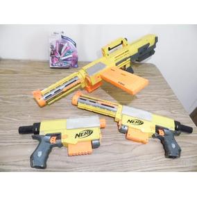 Carro Terreneitor Y Pistola Nerft Usado En Mercado Libre Mexico