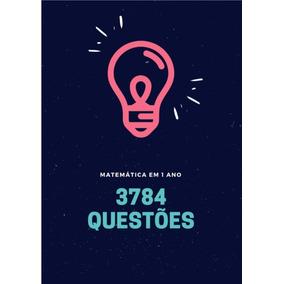 3874 Questões De Matemática Com Gabarito