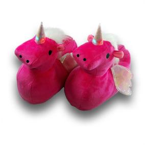 Pantufla De Unicornio Con Luz Led Envio Gratis