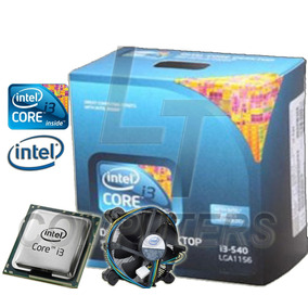 Procesador Intel Core ¡3-540 Soket Lga 1156 (soket H) Nuevo