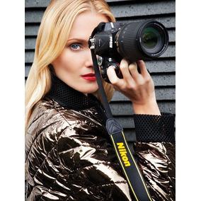 Câmera Nikon D5300! Perfeita + 4 Workshop De Edição+
