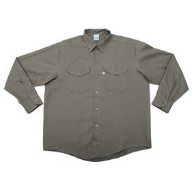 95765c6708010 Camisa Jean De Trabajo - Ropa y Accesorios Verde musgo en Mercado ...