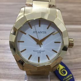 306f3ae95d6 Relogio De Pulso Wish Feminino Atlantis - Relógios De Pulso no ...