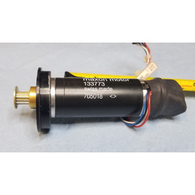 Maxon 133773 Dc Motor & Encoder Power Industrial