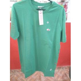 Camiseta Basica Masculina Original Peruana Importada · Camisa Lacoste 100%  Original 16ed00c674