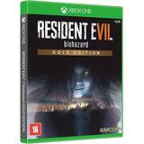 Oferta!! Resident Evil 7 !!edición De Oro!! Xbox One,offline