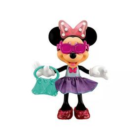 48e1fcc8f Minnie Brillos Moda Fisher Price Mattel Disney Luz Sonido