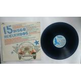 Lp 15 Disco Recuerdos Bravos Beach Boys Procul Harum