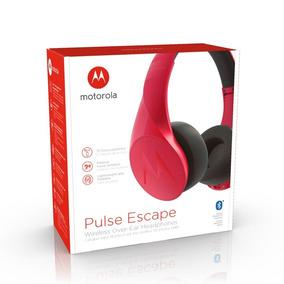 Audifonos Inalambricos Motorola Pulse Escape Over-ear Nuevos
