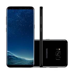 Samsung Galaxy S8+ 6.2in 64gb Câmera 12mp+8mp Preto