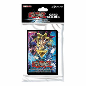 50 Sleeves Yugioh Movie The Dark Side Of Dimensions Protetor