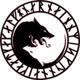 Vikingo Vikingo Úlfhéðnar Lobo Imán Para Nevera Diseño