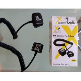 Cable Extensor De Flash Xit Para Nikon