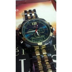 c891fdbcf25 Relogio Potenzia Analogico Digital Lindo - Relógios no Mercado Livre ...