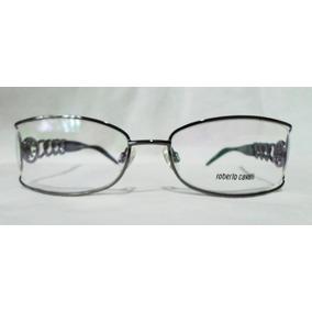 8652b8a4f309d Armação De Oculos Roberto Cavalli 493 038 Chain Slim Cobre