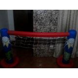 Malla De Voleibol Inflable