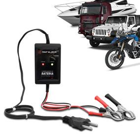 Carregador Bateria Inteligente 12v 2000mah Original Shutt