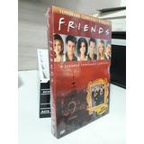 Friends 2 Temporada Box Completo 4 Dvds Original Lacrado!